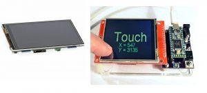 Touch screen Based Projects