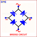 BRIDGE CIRCUIT ELECTRONIC SYMBOL OR SCHEMATIC SYMBOL