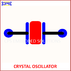 Electronic Components Symbols - CRYSTAL OSCILLATOR