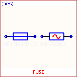 Electronic Components Symbols - FUSE