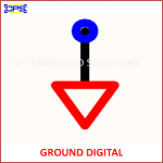 GROUND DIGITAL ELECTRONIC SYMBOL OR SCHEMATIC SYMBOL