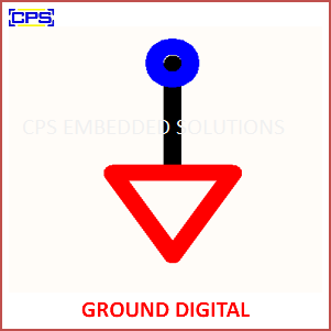 Electronic Components Symbols - GROUND DIGITAL